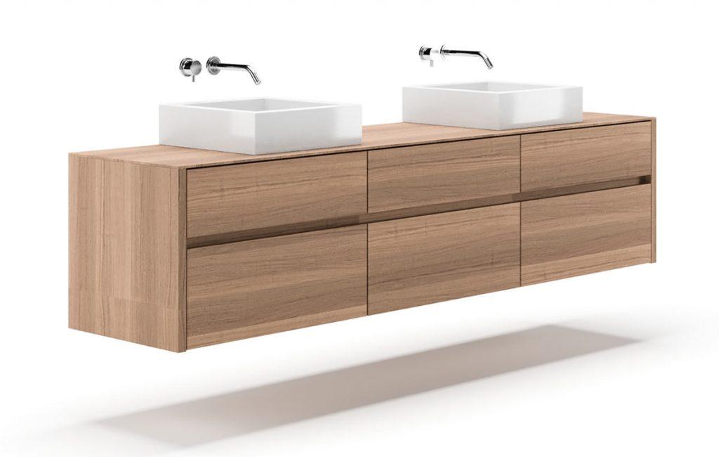 Bathroom - Giuseppe Mattia Italian Wood Design