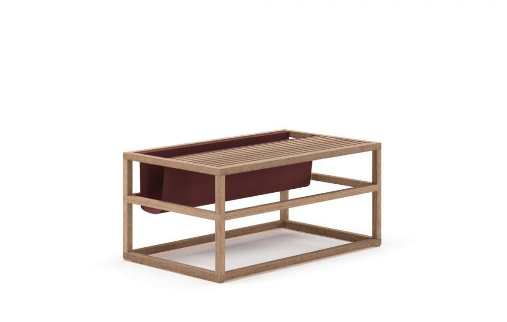 PORTO - Giuseppe Mattia Italian Wood Design