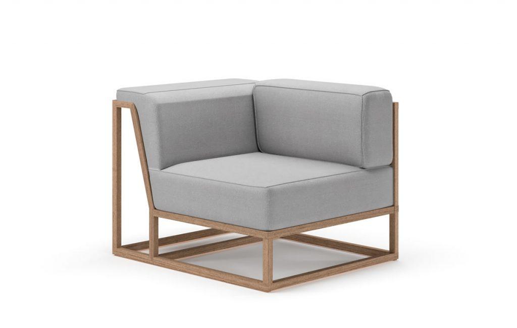 TOLEDO ANGOLARE - Giuseppe Mattia Italian Wood Design